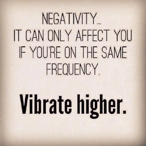 Vibrate higher